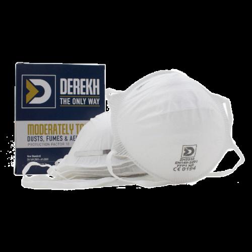 Dust Mask, Particulate Respirator, Derekh Abrasive