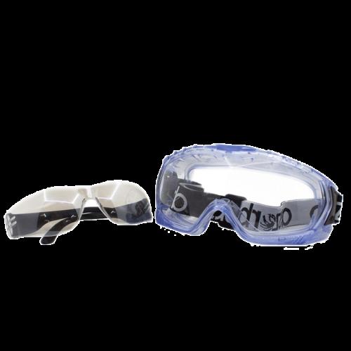 Safety goggles, Derek Abrasives, PPE