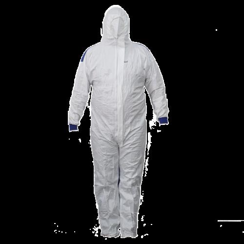 Tyvek Coverall, Safety PPE, Derekh Abrasives